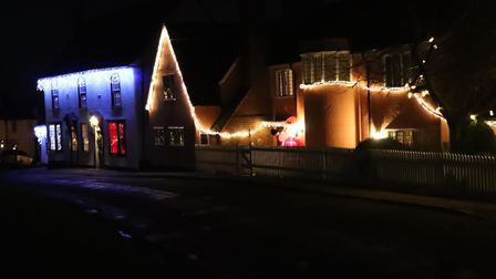 Julie Neale sent us these photos from her walk in Great Easton. Picture: JULIE NEALE