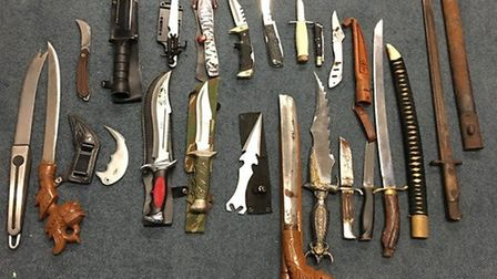 Police are encouraging those who own illegal weapons to surrender them as part of a government scheme where they could be...