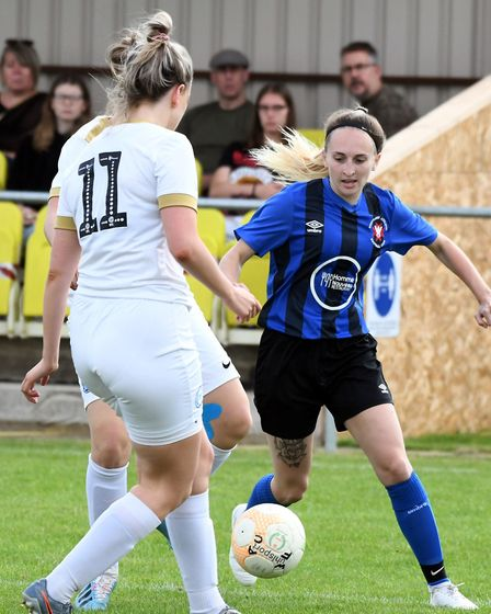 Shaun Harley, manager at Whittlesey Athletic Ladies, believes the FA has let grassroots football down during the Covid-19...