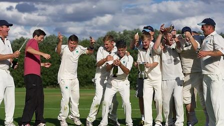 Members of the Littleport Town Cricket Club committee, now no longer functioning, decided to donate money left in the club...