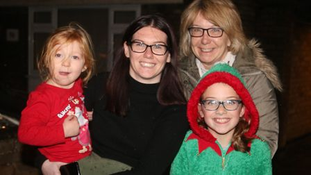 The annual Santa float, ran by Whittlesey Lions and the Whittlesey Round Table, attracted a high turnout despite not being...