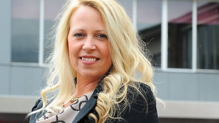 Nicole McCartney, executive principal of Ormiston Venture Academy in Gorleston, is a candidate in th