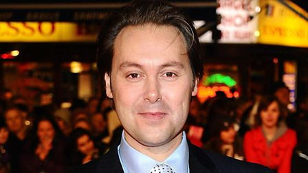 Christian McKay who is playing newspaper editor David in Chick Lit. Picture: Ian West/PA Wire