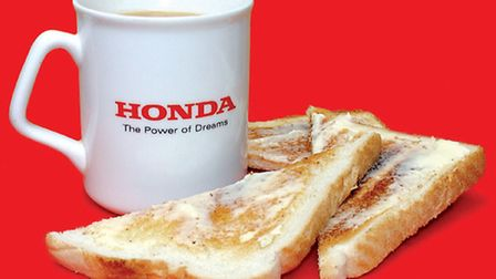 Coffee could kick-start your day and power your drive to work.