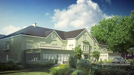 A specialist care home developer has confirmed that construction will start imminently on the develo