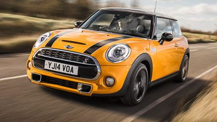 New MINI Hatchback has grown up and matured and the Cooper S is a cracker.