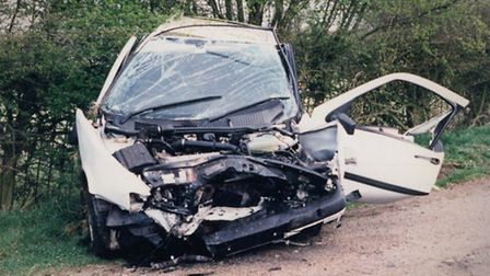 """The number of """"crash for cash"""" car insurance scams uncovered by a major insurer surged by 51% annual"""