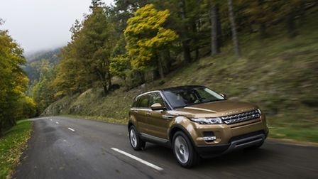 Range Rover Evoque gets a new nine-speed automatic as part of a drive to cut fuel consumption and em