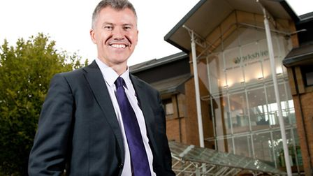 Chris Pilling chief executive of Yorkshire Building Society
