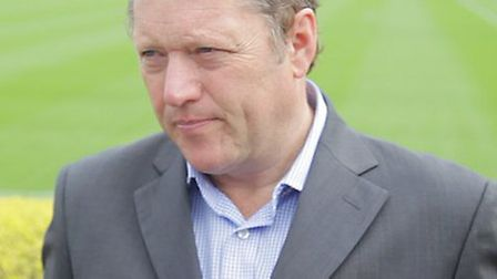 Norwich City's new head of recruitment and scouting, Barry Simmonds. Photo: canaries.co.uk