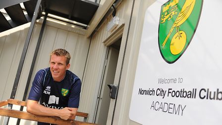 Norwich City's academy chief Ricky Martin has been appointed to the club's new football executive bo