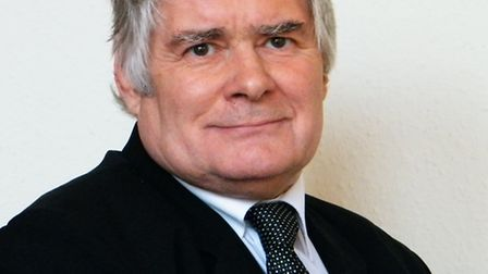 Beccles town councillor Alan Thwaites who has passed away after a long battle with cancer