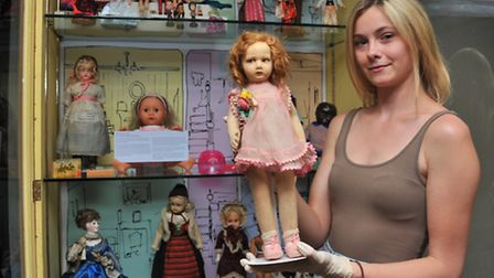 Mini-Me: A mini-exhibition exploring the enduring fascination with the doll at Strangers' Hall which