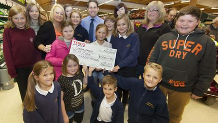 Sheringham Youth Zone has benefitted from Tesco Sheringham Community Fund cash. Could your group be