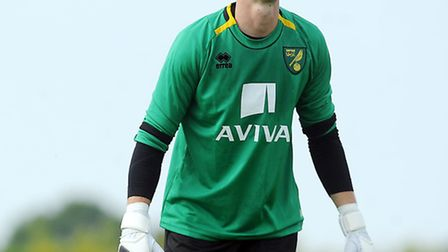 Norwich City keeper Declan Rudd will be working with ex-Tottenham goalkeeping coach Tony Parks this