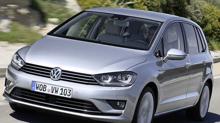 Volkswagen Golf SV is a lot more desirable than the old Golf Plus it replaces.
