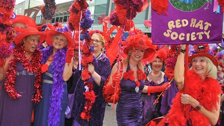 Lord Mayor's Celebration procession 2014.Photo by Simon Finlay.