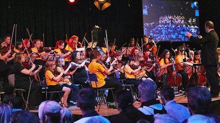 Sistema Norwich will be performing at Sandringham.