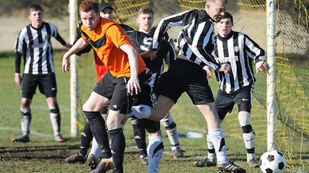 Clubs like William Burt, black and white, can benefit from the new scheme. Picture: Ian Burt