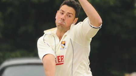 Norfolk player Ben France took three wickets and scored an unbeaten 40 for Horsford in their win aga