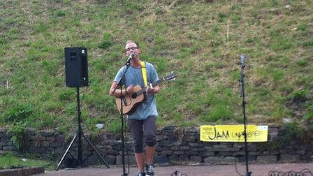 George Duller at Jam Unplugged