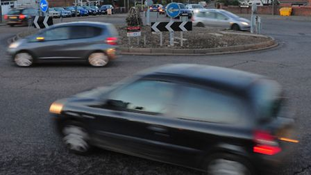 Give us a clue too many drivers fail to use indicators on roundabouts.