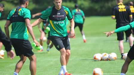 Norwich City's pre-season steps up a gear at the weekend, with their first summer pre-season friendl
