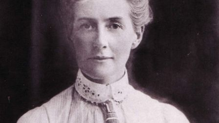 Edith Cavell.; Source: Library