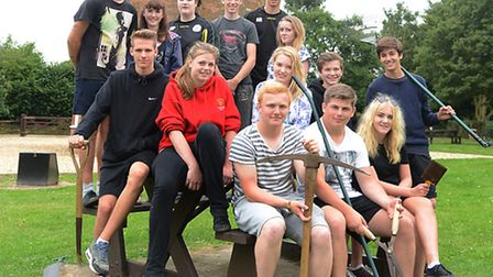 Dereham Windmill trustees are working with the Youth Enterprise Scheme. Picture: Ian Burt