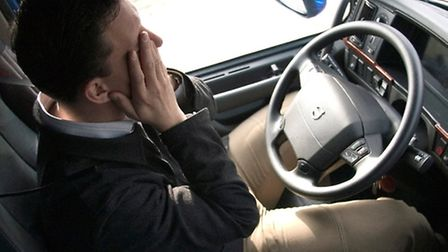 Are drivers in this region the worst in the country? Picture: PA.