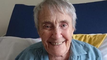 March woman Audrey Hindle has died at the age of 91.