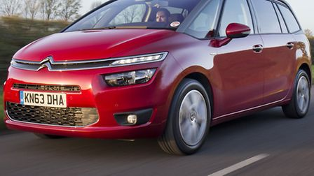 Citroen's Grand C4 Picasso is one of the most accomplished and stylish ways to comfortably transport