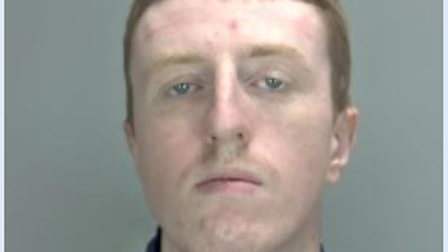 Wanted man Vincent Peach