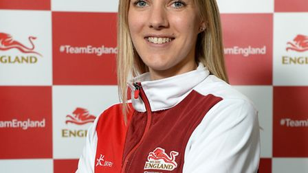 Laura Massaro lost out in the final to Nicol David.