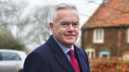 Huw Edwards, vice president of the National Churches Trust.