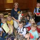 Playgroup leader Nicky Wardale rhas retired from Ducklings Playgroup after two decades. Photo: Peter