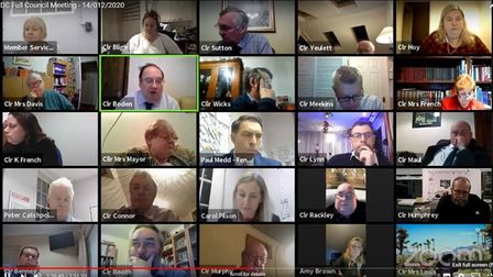 Meeting of Fenland District Council on December 14th which featured a lively exchange over a moratorium on council owned...