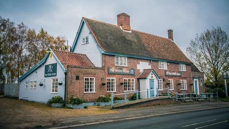 The White Horse at South Lopham has reopened under new management.