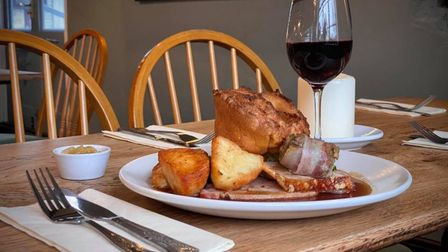 """The White Horse sells """"proper pub food done well"""""""