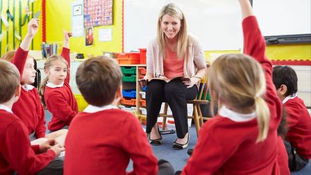 Primary school children will return to classes as normal in Norfolk on January 4.