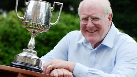The Norfolk Cricket Challenge Cup is being played for again, after going missing for 37 years - Coli