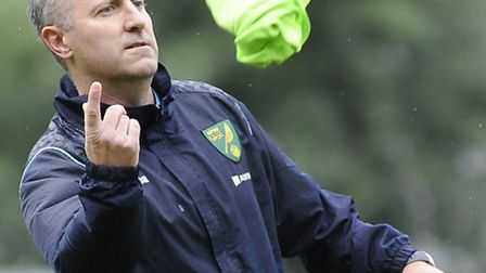 Norwich City boss Neil Adams is demanding more of the same in two Carrow Road home friendlies this w