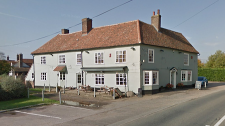 The Saracens Head in Newton Green, which could be adding a small shop unit