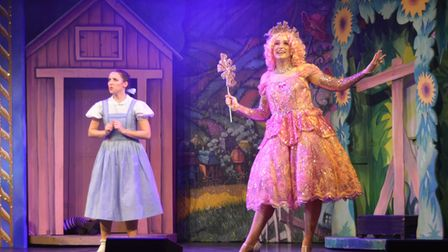 The Wizard of Oz is a show with a lot of brain and a great heart, please have the courage to go and see it.