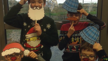 Staff and children at The Shade Primary School in Soham have recorded their own Christmas song to spread a little joy...