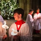 Merry Christmas from everyone at Ely Cathedral.
