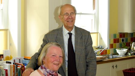 Lord and Lady Tebbit