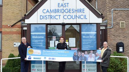 East Cambridgeshire District Council's Housing and Community Advice Service completed the National Practitioner Support...