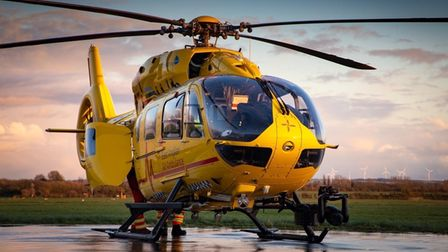 East Anglian Air Ambulance was founded in 2000