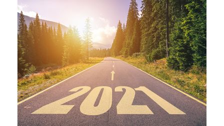 We are looking forward to 2021 with some optimism